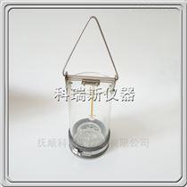 有机玻璃分层桶式深水采样器