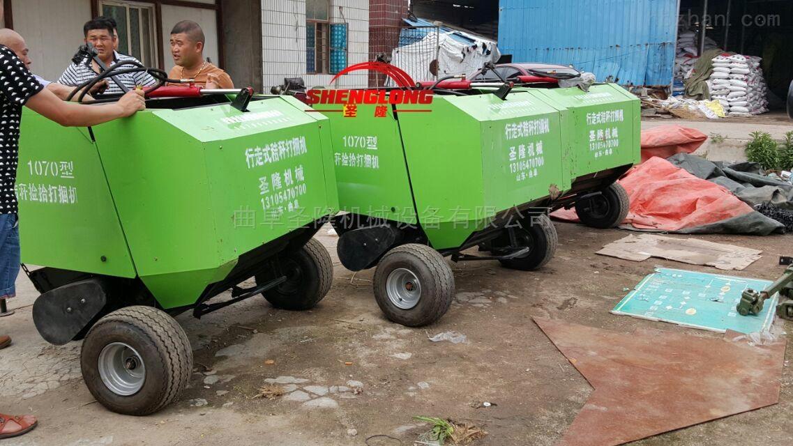 5080-秸秆捡拾打捆机5080_玉米秸秆打捆机-曲阜圣隆