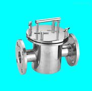 全自動不鏽鋼磁性管道過濾器
