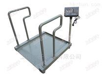 不锈钢折叠轮椅秤,定制防水轮椅称