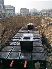 有效容积108m3地埋式箱泵一体化消防泵站