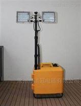 移动式现场勘察灯 箱式移动照明 手提 云台