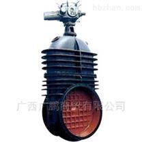 Z945X-10鑄鐵電動暗杆軟密封閘閥