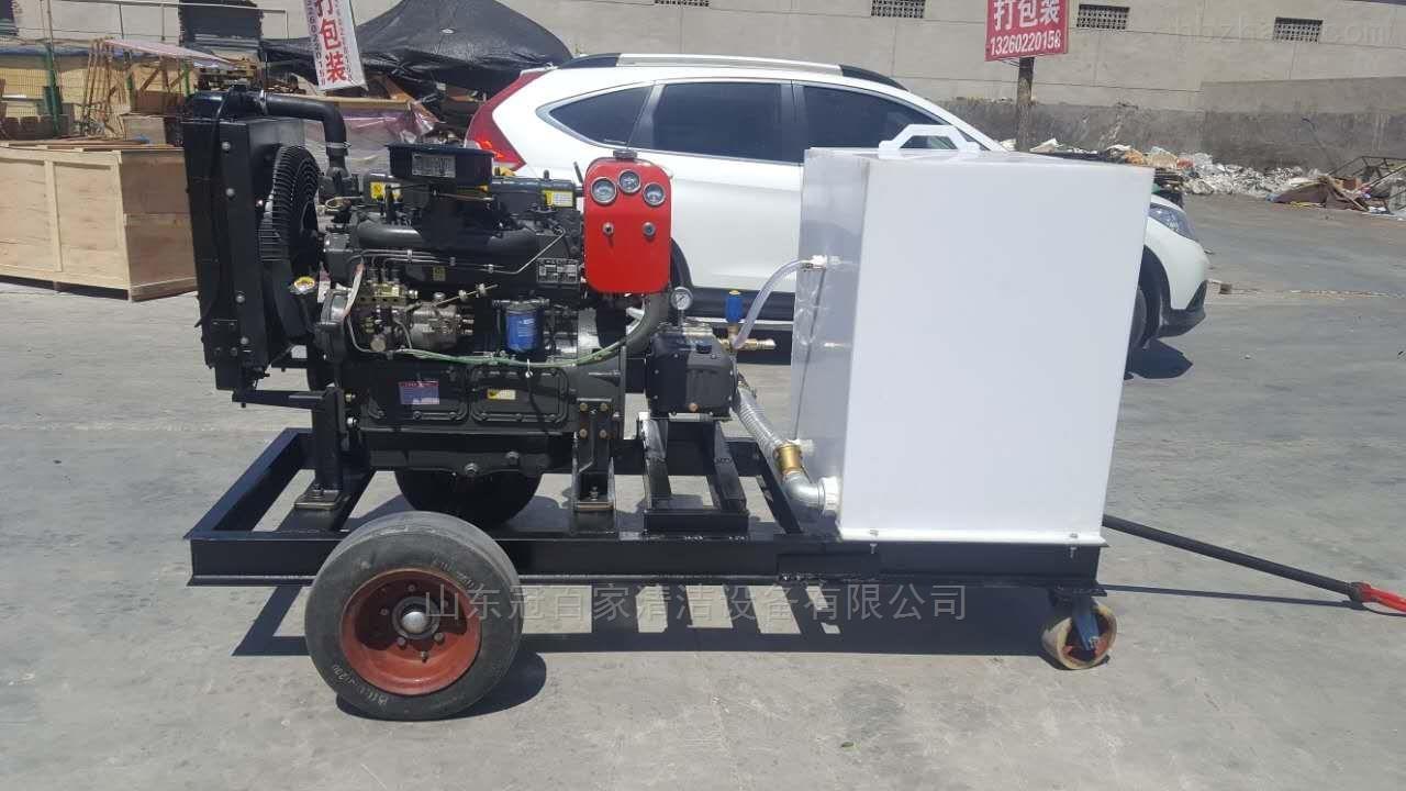 汽油机驱动高压清洗机