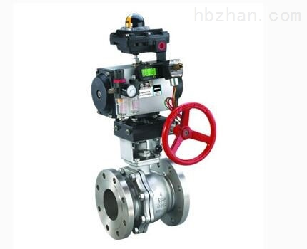 液氨储罐V01A进料切断球阀Q641F-40P