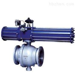 二段式气动球阀Q647F-16~25