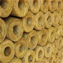 大量批發高密度保溫岩棉管  出口岩棉保溫管