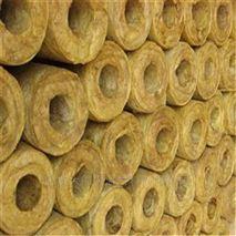 大量批发高密度保温岩棉管  出口岩棉保温管