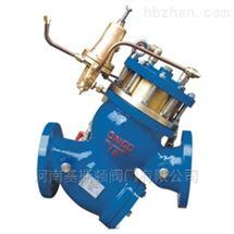 YQ98007过滤活塞式高度水位控制阀LS20007