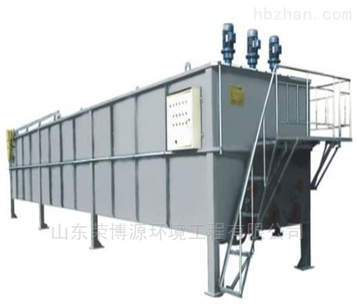 涡凹气浮沉淀一体机优点污水处理优势