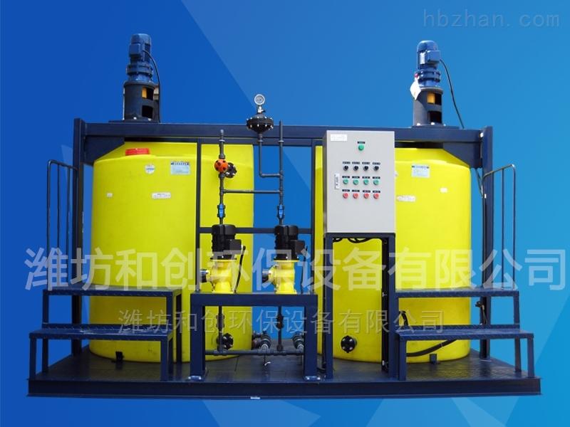 单过硫酸氢钾投加装置/污水处理活性氧设备