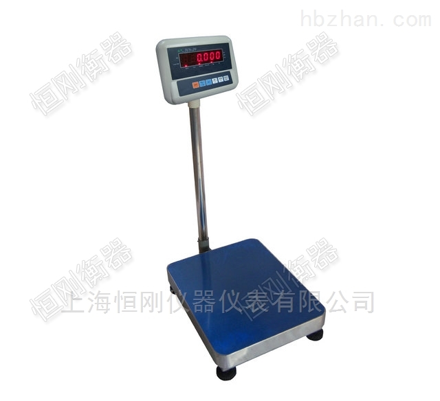 电子工业防锈台秤 150公斤平台秤