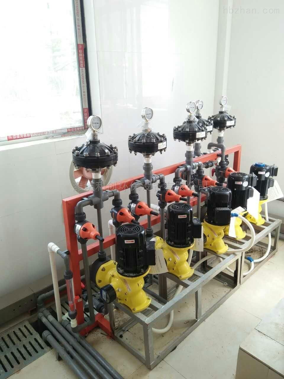 七台河次氯酸钠发生器/农村饮水消毒设备