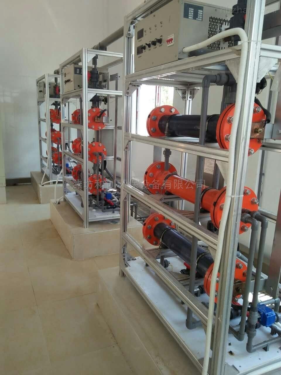 电解盐水次氯酸钠发生器控制器设备