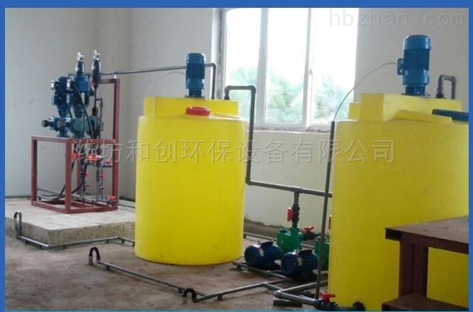四川水处理三腔式一体化PAM加药装置价格