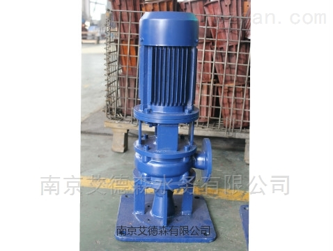 不锈钢WL立式排污泵