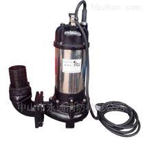博士多3寸1.5千瓦三相无堵塞排污潜水泵