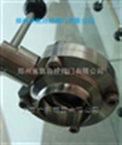 D61X衛生級焊接蝶閥