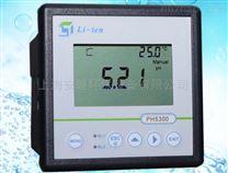 台灣利田 PH5300 PH/ORP在線監測儀