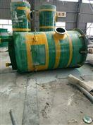 KWBZ-5000白山-一体化预制泵站技术