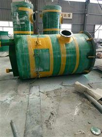 KW-100-A晋中一体化污水提升泵站无人值守