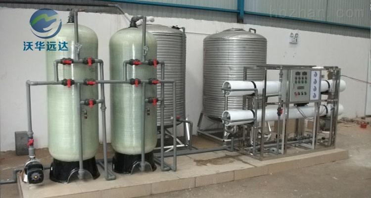 城镇生活污水中水回用处理设备说明