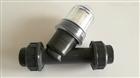塑料PVC Y型過濾器