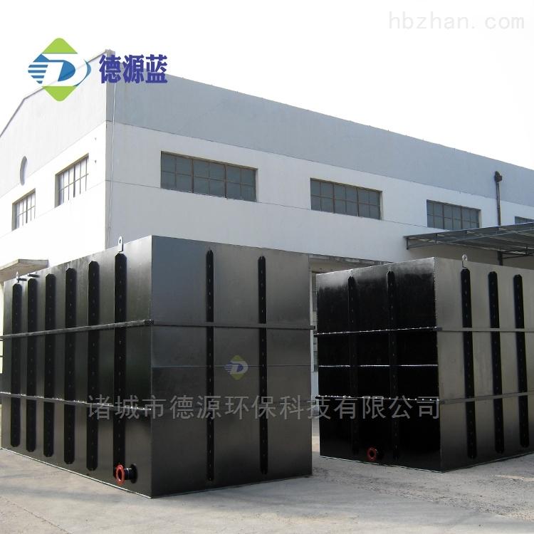 秦皇岛生活污水处理设备