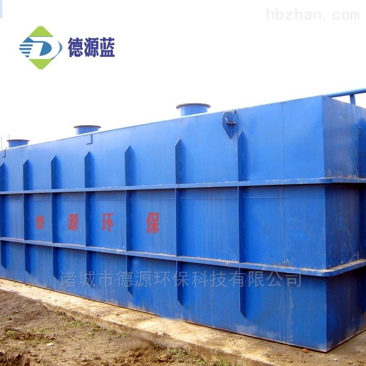 大型工业园污水处理设备