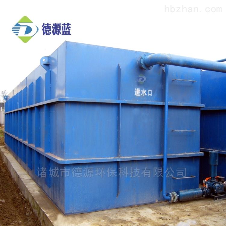 社区生活污水处理设备工艺