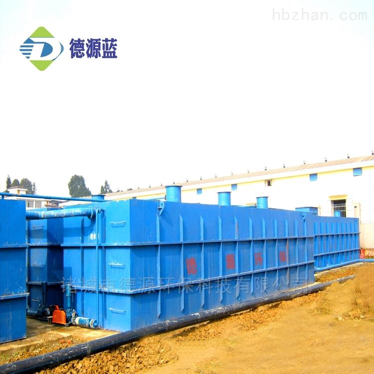 乡镇生活污水处理设备厂家