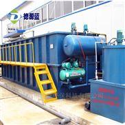 塑料清洗污水处理设备处理量大 德源环保