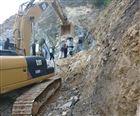 乐山水渠沟槽岩石破碎机器厂家报价