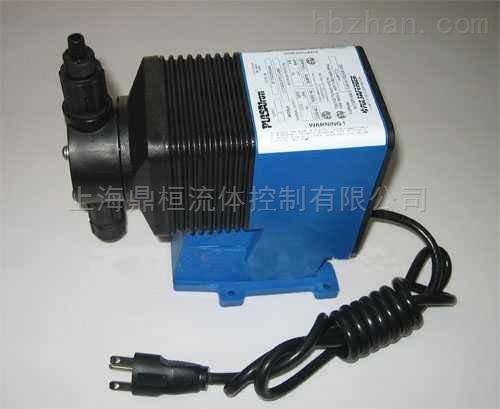 美国帕斯菲达电磁隔膜计量泵LB系列