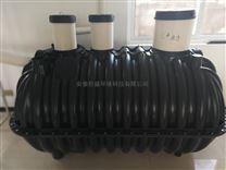新农村旱厕改造三格式塑料化粪池1.5立方