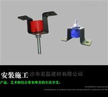 西安牆體/天花彈簧減震器廠家直銷