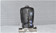 卡箍式卫生级气动隔膜阀