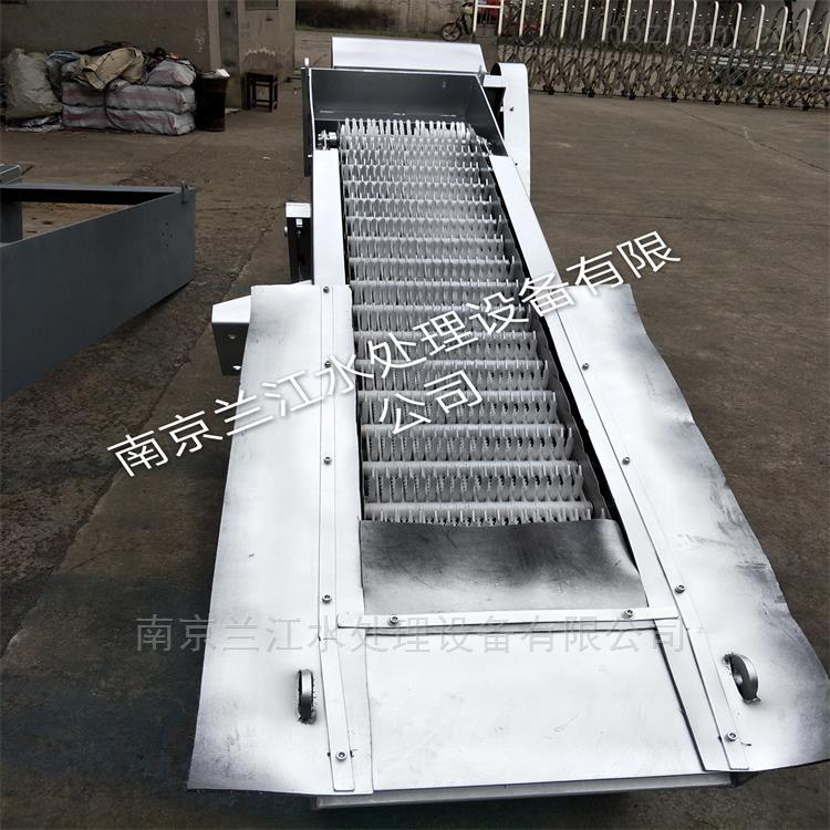 GSHZ-300河道格栅拦污机
