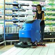 商場步行街用手推式全自動洗地機容恩R70BT