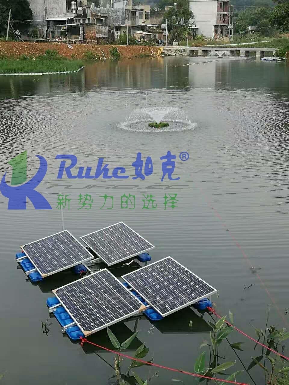 RK-20太阳能光伏曝气机