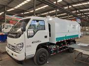 国五福田7方挂桶式垃圾车手电控制的环卫车