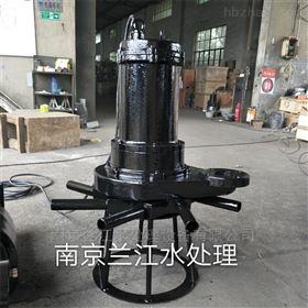 QXB2.2离心式潜水曝气机的曝气原理