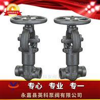 Z61H/Y型锻钢对焊闸阀