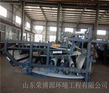 浓缩带式压滤机 洗砂污水处理设备 不锈钢