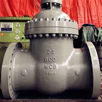 Electric gate valve电动闸阀Class600LB