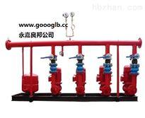 永嘉良邦XBD系列立式单级消防稳压泵