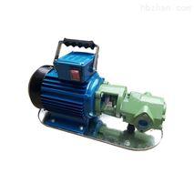 WCB系列手提式不锈钢齿轮油泵