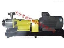 納米氧化鋅材料高速剪切乳化分散機