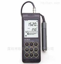 哈納HI9835微電腦電EC-TDS-NaCI-°C測定儀
