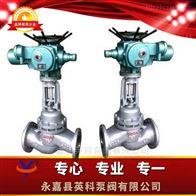 UJ941H型电动齿轮柱塞阀